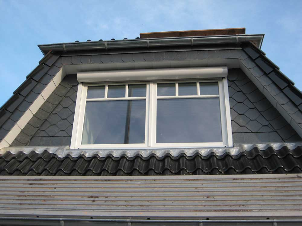 Dachdecker Matthiesen - Dachbezogene Holzarbeiten