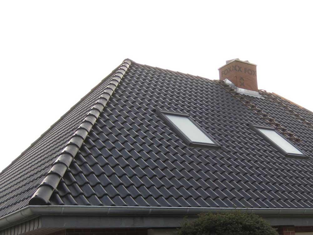 Dachdecker Matthiesen - Steildachbedachung